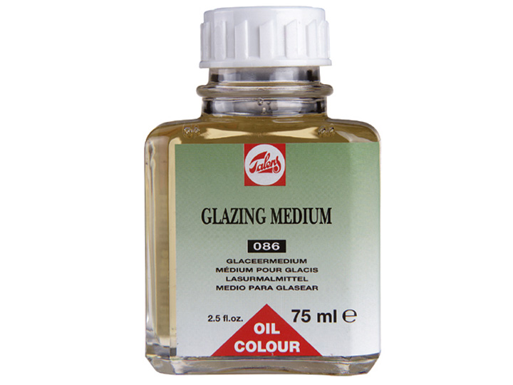 Olejové medium GLAZING TALENS 75ml